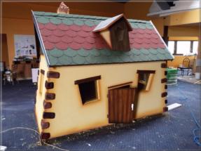 Dětský zahradní domeček 1