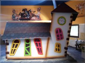 Dětský zahradní domeček 10