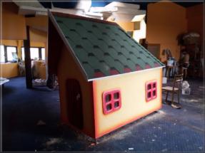 Dětský zahradní domeček 12