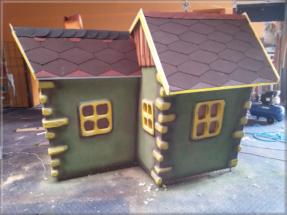 Dětský zahradní domeček 13