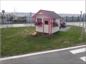 Dětský zahradní domeček 16