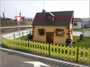 Dětský zahradní domeček 28