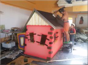 Dětský zahradní domeček 4