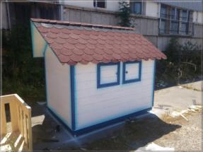 Dětský zahradní domeček 5
