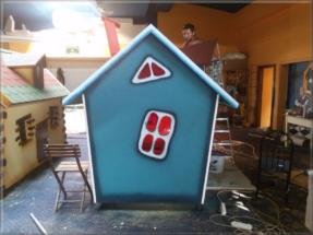 Dětský zahradní domeček 6