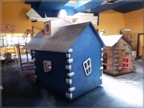 Dětský zahradní domeček 7