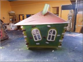 Dětský zahradní domeček 8