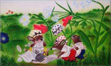 Malba dětského koutku 7