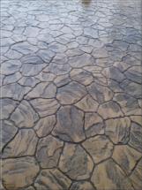 Ražený beton - imitace kamene 63