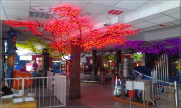 Svítící LED Strom 2